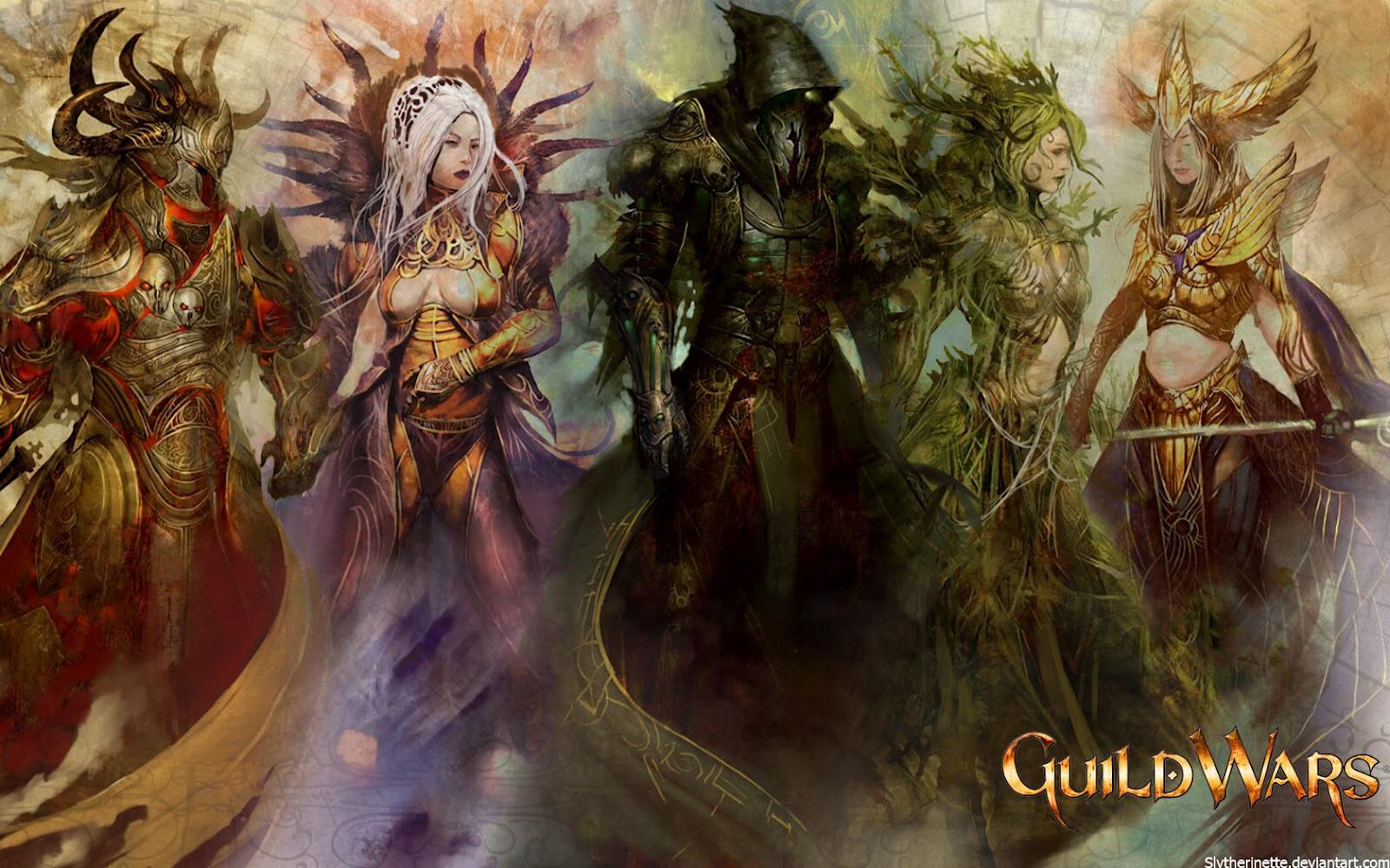 The Gods Of Tyria