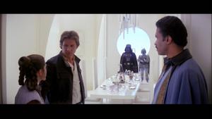 Vader dinner