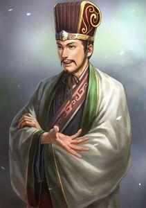 Xun Yu (young) - RTKXIII