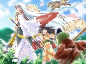 Forever-with-Lord-Sesshomaru