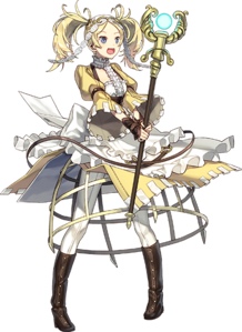 LissaAttack FEH