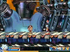Mini fighter - Power Sarunbi