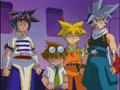 Ray, Max, Kai and Kenny