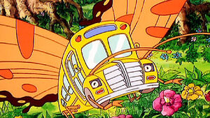 The Magic School Bus as a Butterfly