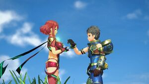 XC2-Rex-and-Pyra