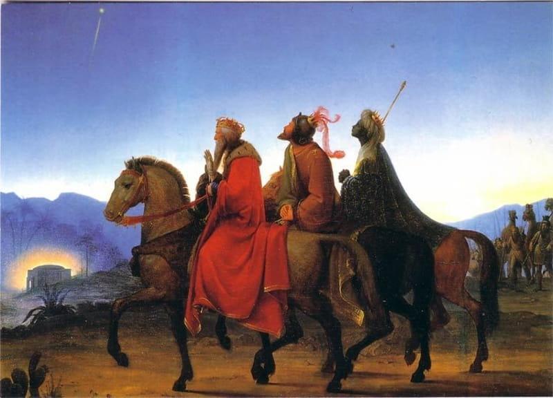 Three Wise Kings