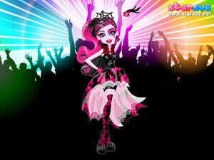 Draculaura Dance the Fright Away