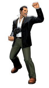 Frank West Tatsunoko vs Capcom