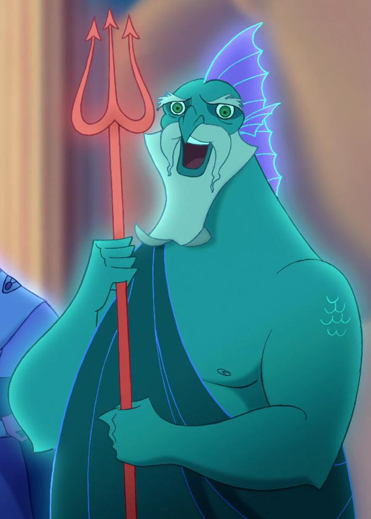 Poseidon (Disney)