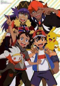 Daily Pokémon Journeys Pic 2