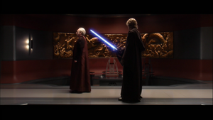 Anakin raising