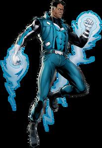 Blue Marvel Marvel Avengers Alliance