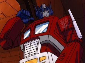 Optimus Prime G1 8