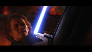 Vader topple