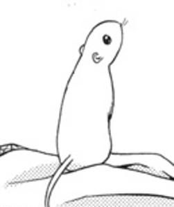 Yuki as Rat