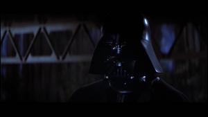 Darth Vader indeed