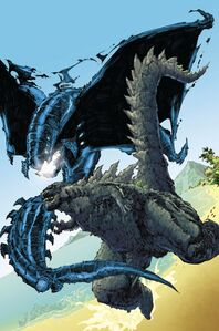 Godzilla vs Shinomura
