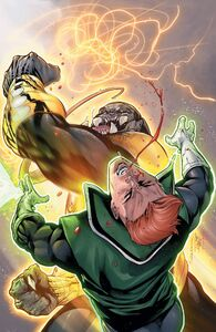 Hal Jordan and the Green Lantern Corps Vo1 16