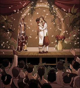 Noren and Noriko's Wedding
