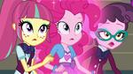 Pinkie Pie glowing EG3