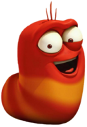 Red (Larva)