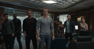 The Avengers-Endgame