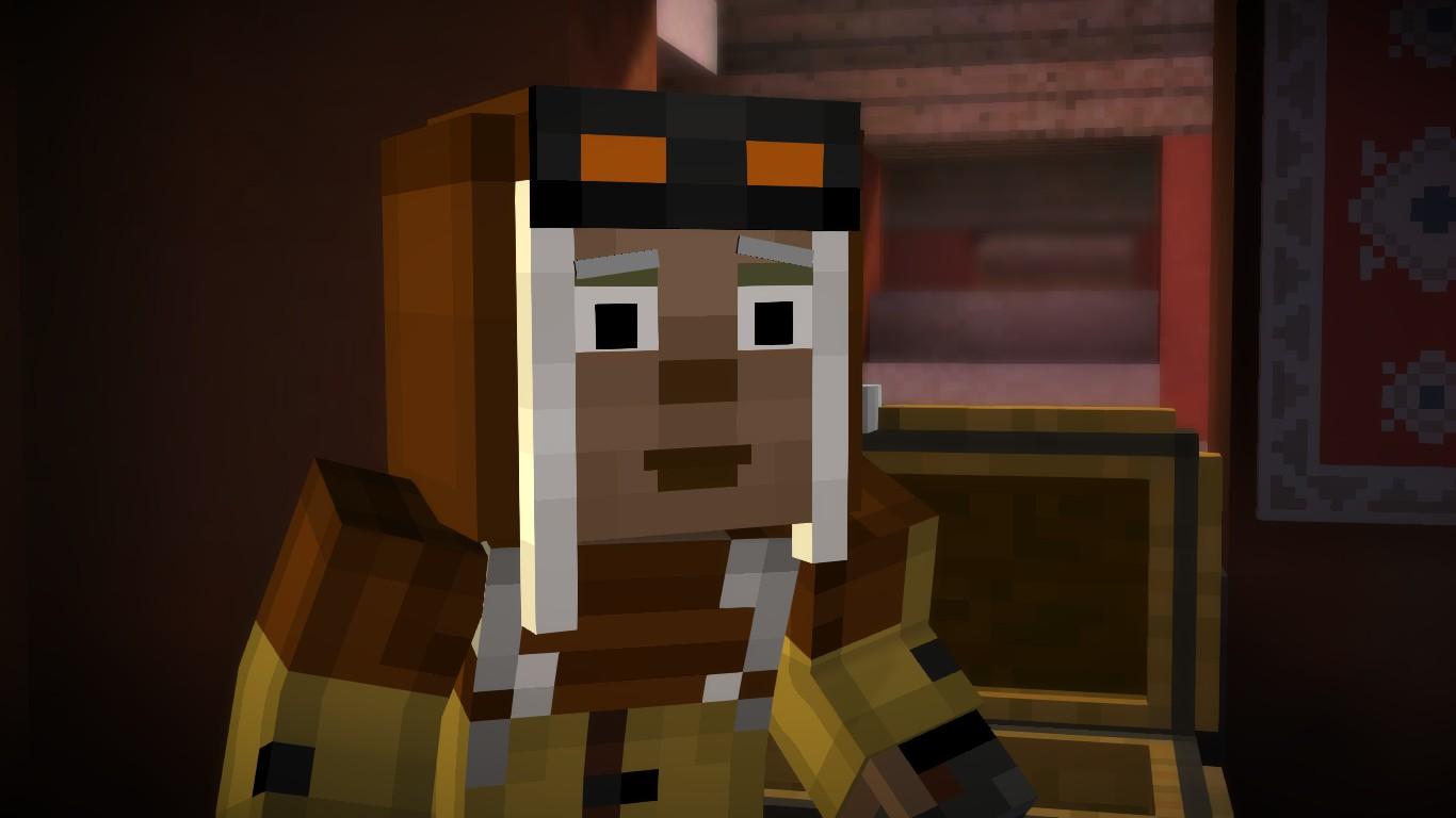 Harper (Minecraft: Story Mode)