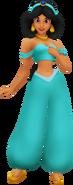 Jasmine Kingdom Hearts