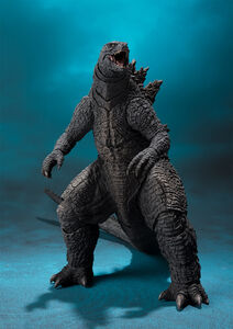 Sh Monsterarts Godzilla 2019 Pic 3