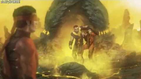 TAKEDA FULL ENDING - Mortal Kombat X (CHARACTER ENDINGS) Klassic Tower Ladder Secret Ending