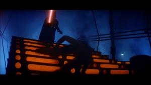 Vader stairwell
