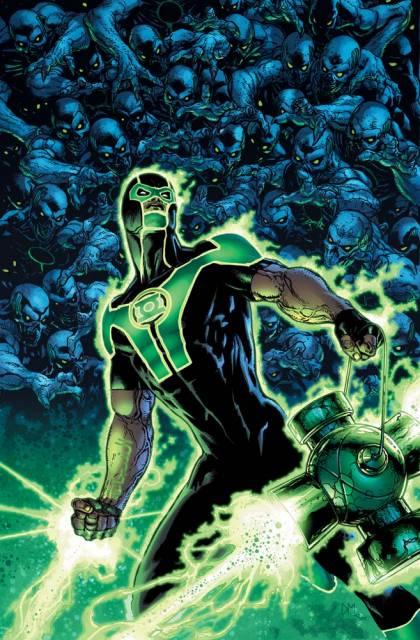 Green Lantern (Simon Baz)
