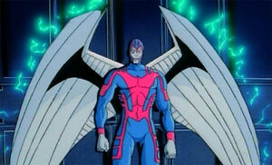 Archangel animated series