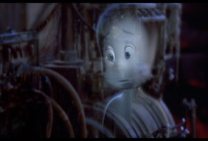 Casper ur60 sad casper by harroldsheep
