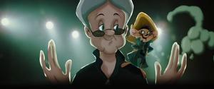 Granny and Speedy in the Matrix!