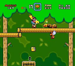Mario-world-max-score