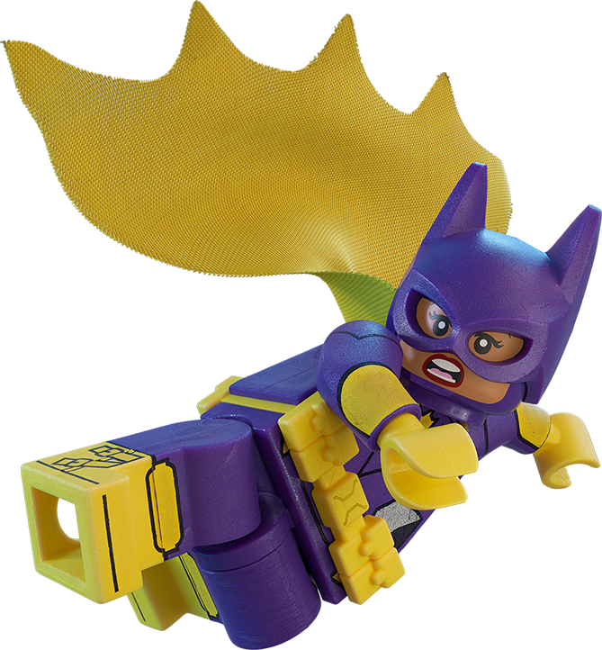 Batgirl (The Lego Batman Movie)