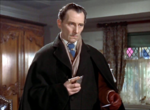 Bram Stoker's Dracula - Abraham Van Helsing protrayed by Peter Cushing in the 1958 film