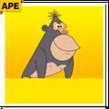 CharacterWindow ape