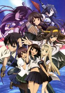 Kantai Collection Anime Artwork
