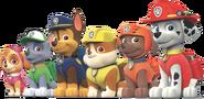 Paw Patrol group