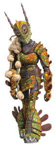 Ruffnut, 20, in dragon armor