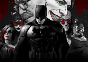 Batman: The Telltale Series: Shadows Editions