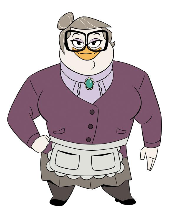 Bentina Beakley (DuckTales 2017)