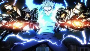 One-Punch Man Genos5