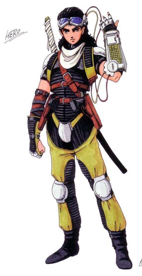 Aleph (Shin Megami Tensei II)