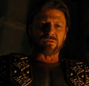 Sean Bean as Zeus