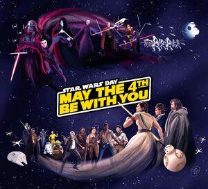 Disneyplus - May 4th - Star Wars Art