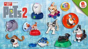 McDonalds Pets 2 toys