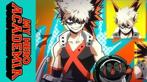 My Hero Academia Roll Call - Bakugo Katsuki